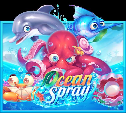 เกม Ocean Spray